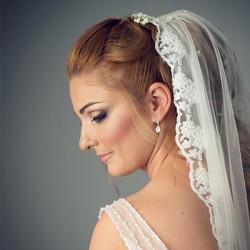 Φωτογράφιση στην προετοιμασία της νύφης